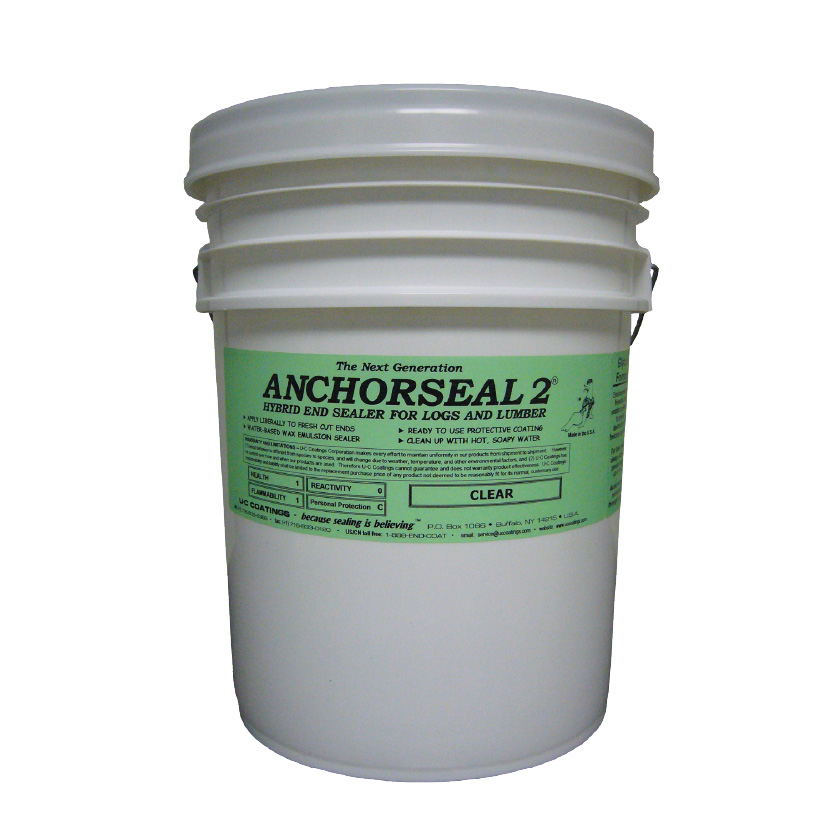 ANCHORSEAL2 5-Gallon (Clear) Free Shipping