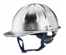 Forester Cap Aluminum Hard Hat