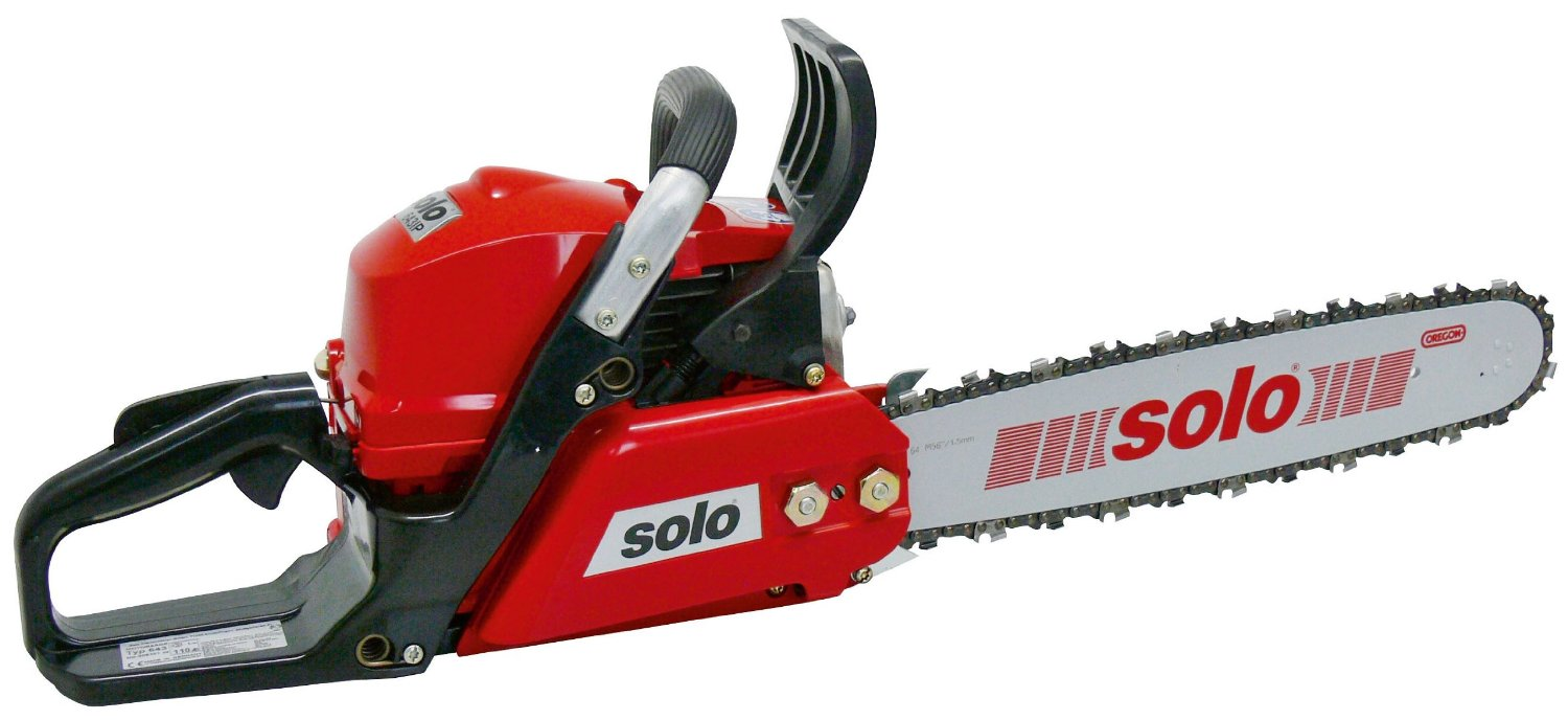 Solo 643IP Multi-Purpose Chain Saw