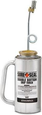 Sure-Seal Double-Bottom Drip Torch