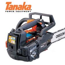 "Tanaka 34cc Arborist Chainsaw with 16"" Bar and Chain"